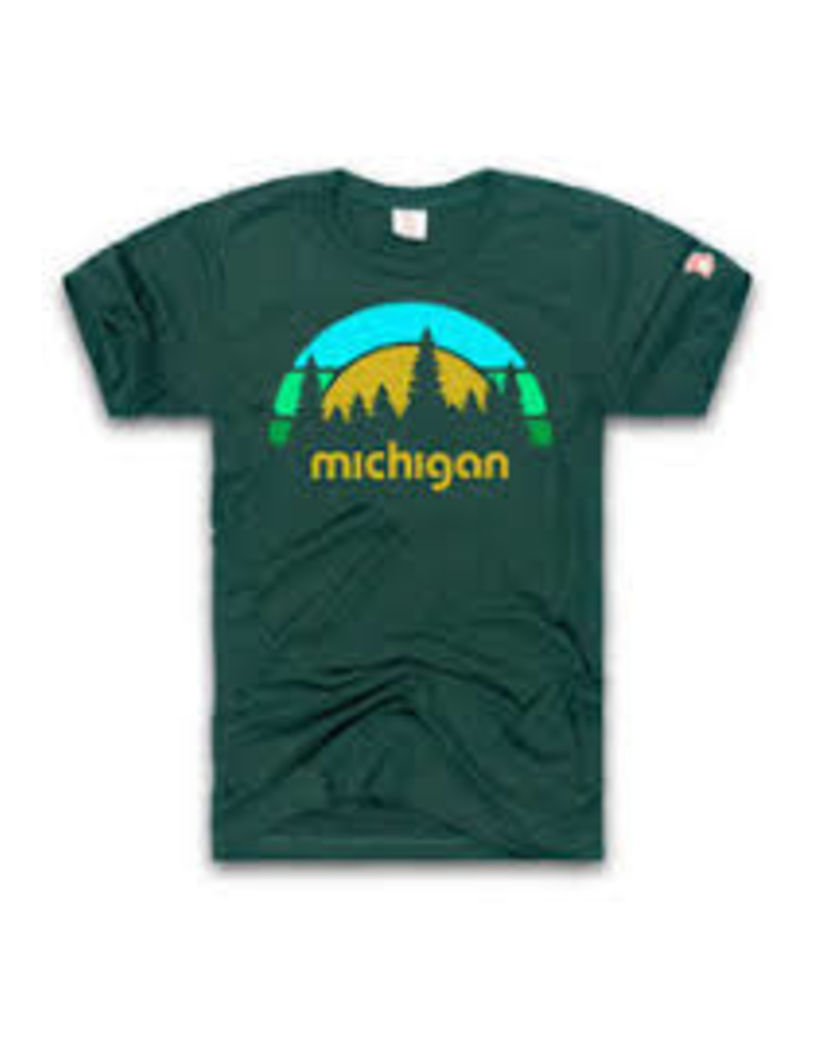 The Mitten State Michigan Outdoors Unisex
