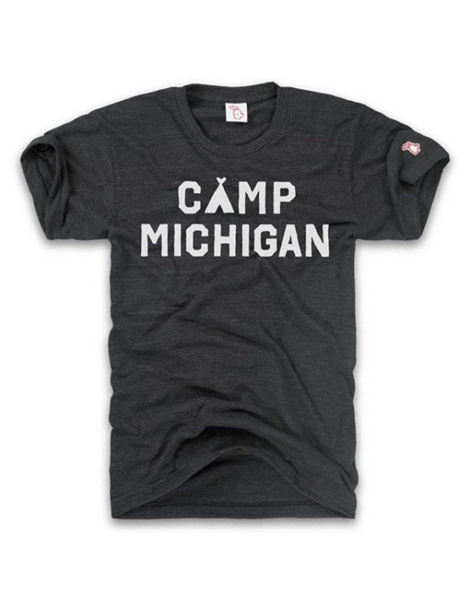 The Mitten State Camp Michigan Unisex