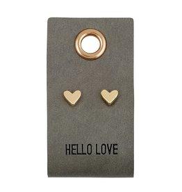 Relish Hello Love Earrings