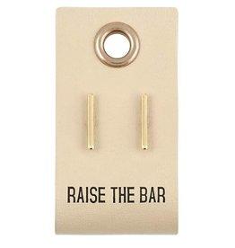 Relish Raise The Bar Earrings