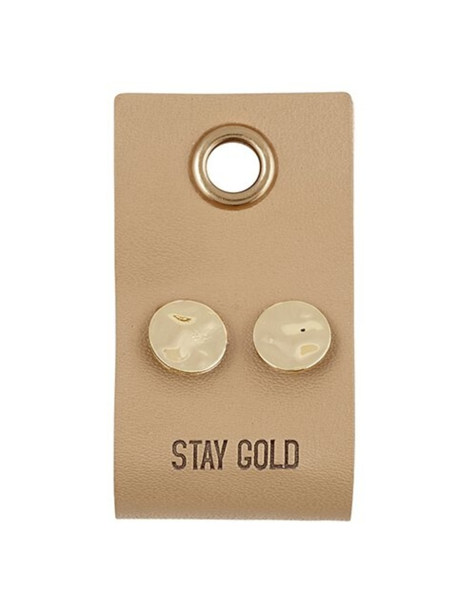 Relish Stay Gold Earrings