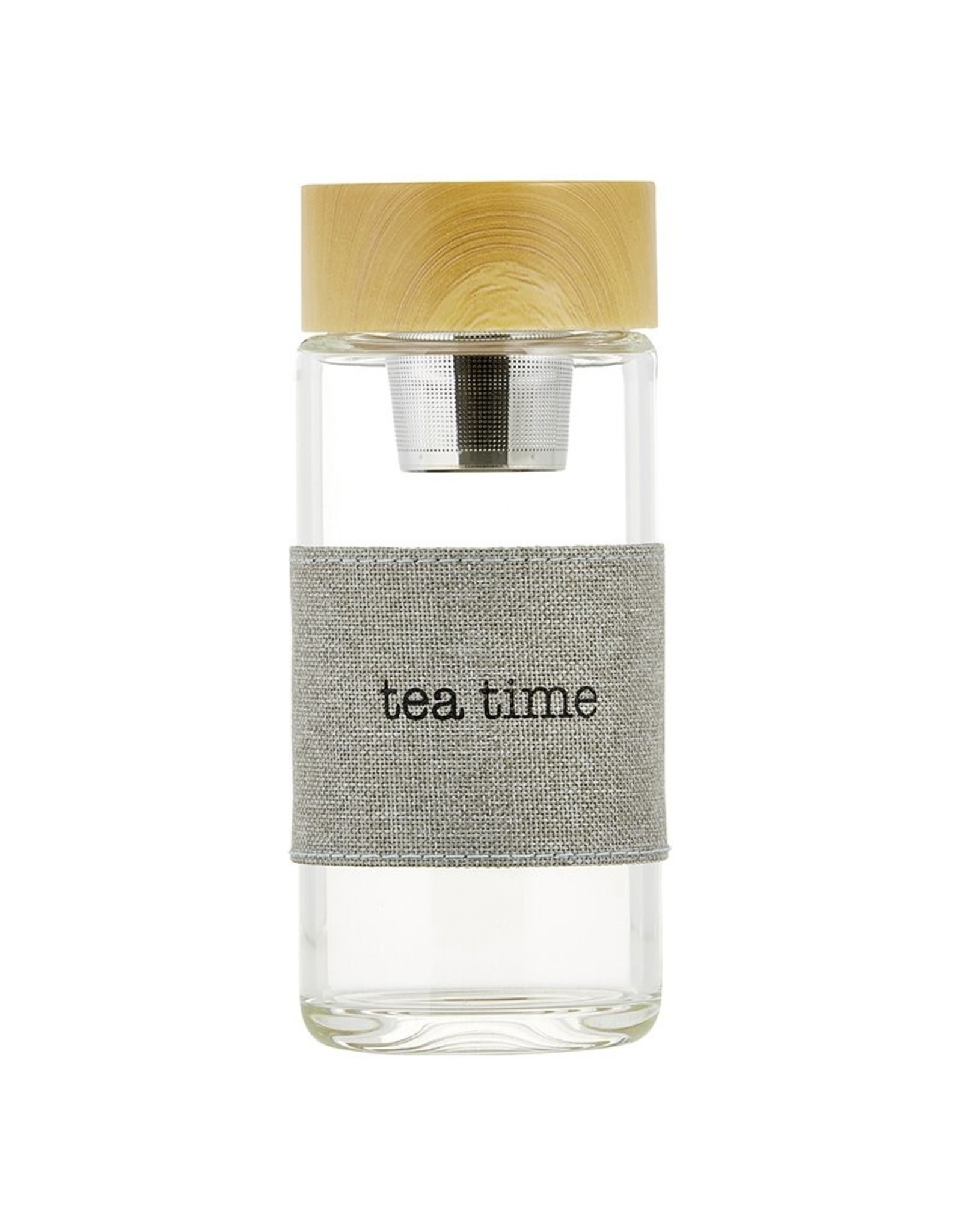 Relish Tea Infuser Bottle - Tea Time