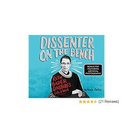 Relish Dissenter on the Bench Audio Book