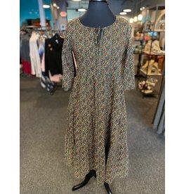 Mata Traders Thais Tiered Dress