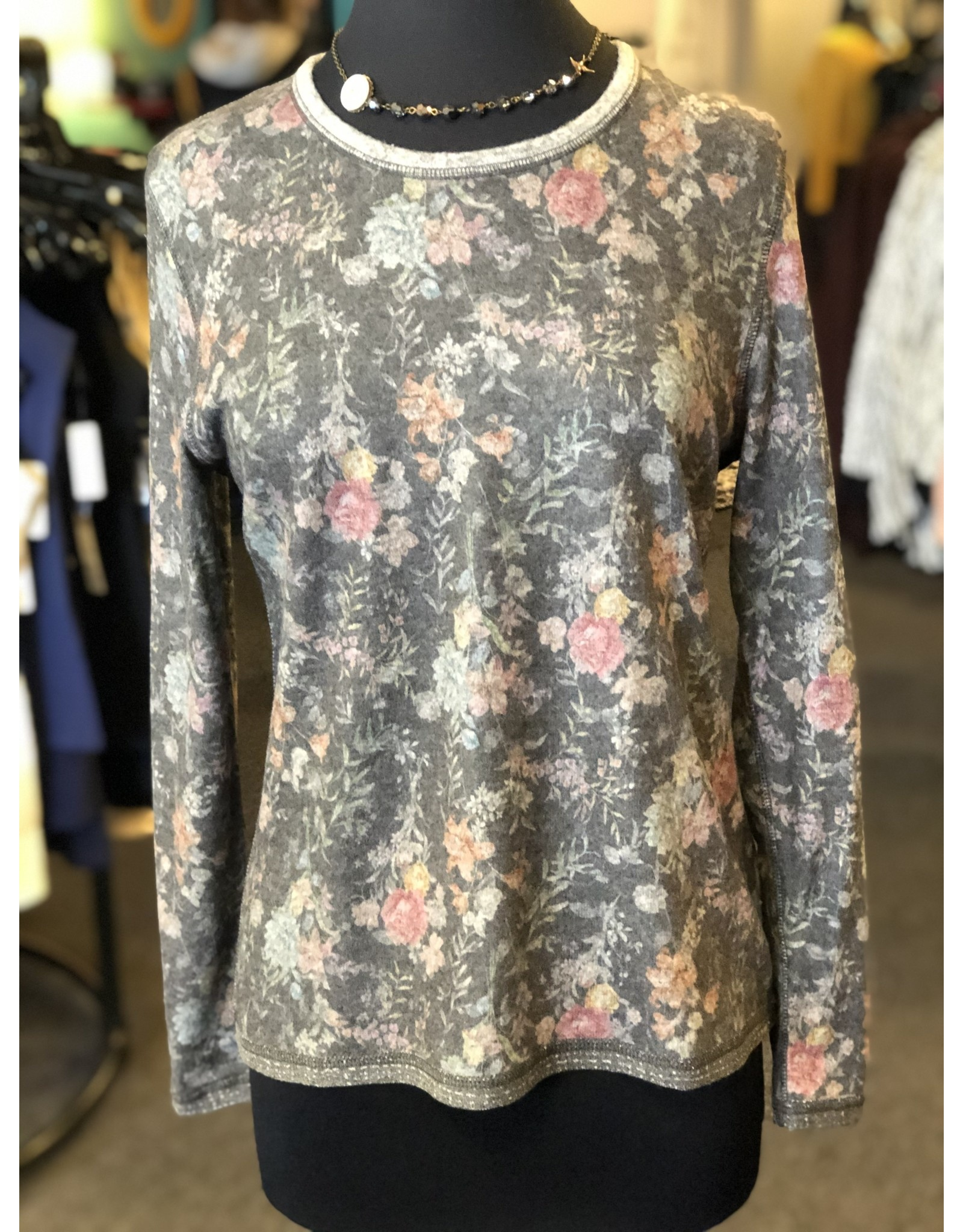 Relish Floral Ditsy Top