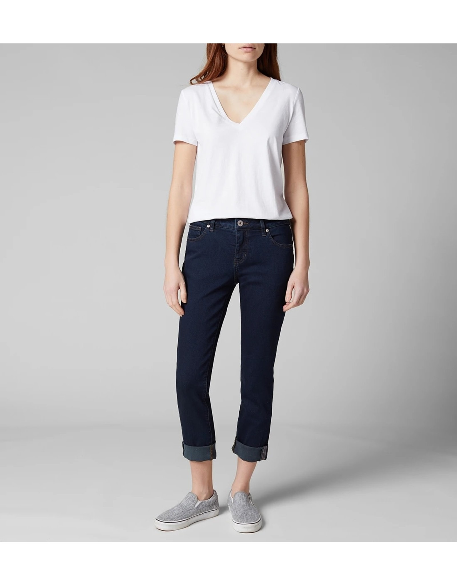 Jag Carter Mid Rise Girlfriend Jeans