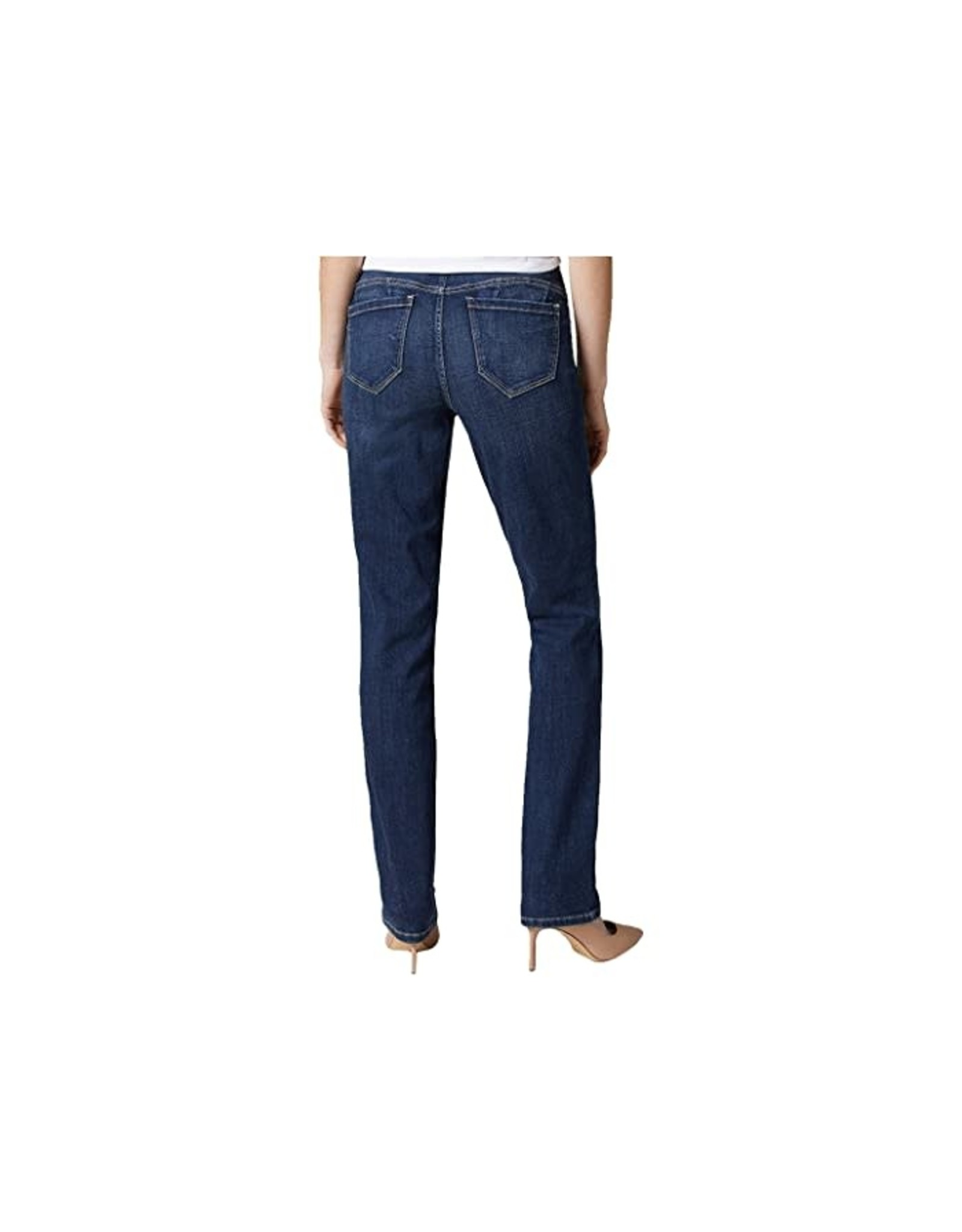 Jag Ruby Mid Rise Straight Leg Jeans