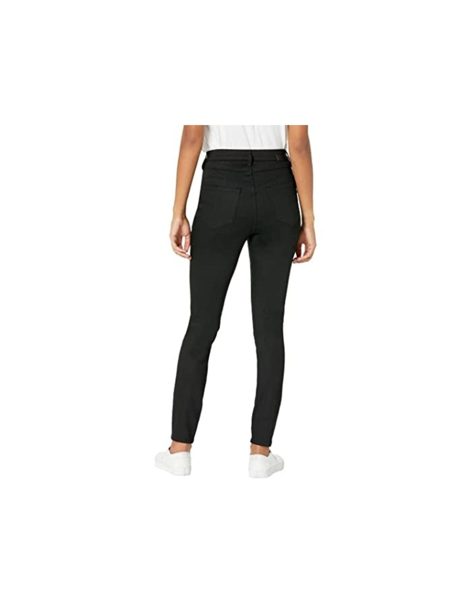 Jag Cecilia High Rise Skinny Jeans Black