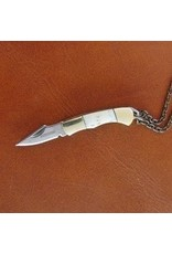 Relish Knife Necklace
