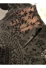 Papillon Paisley Overlay Dress