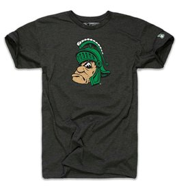The Mitten State MSU Gruff Sparty Tee