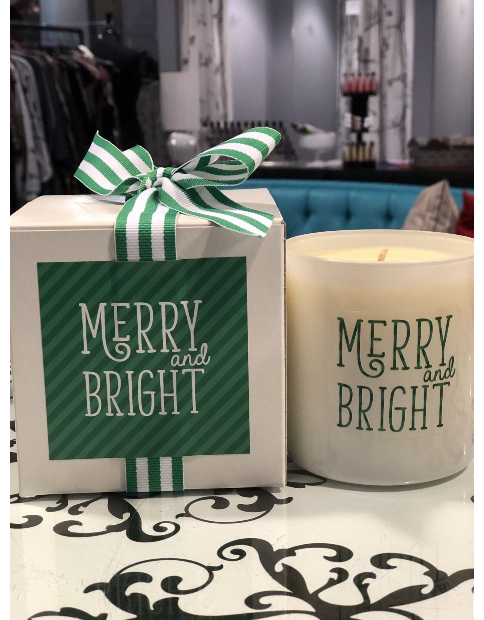 Ella B Candles Holiday Soy Candles
