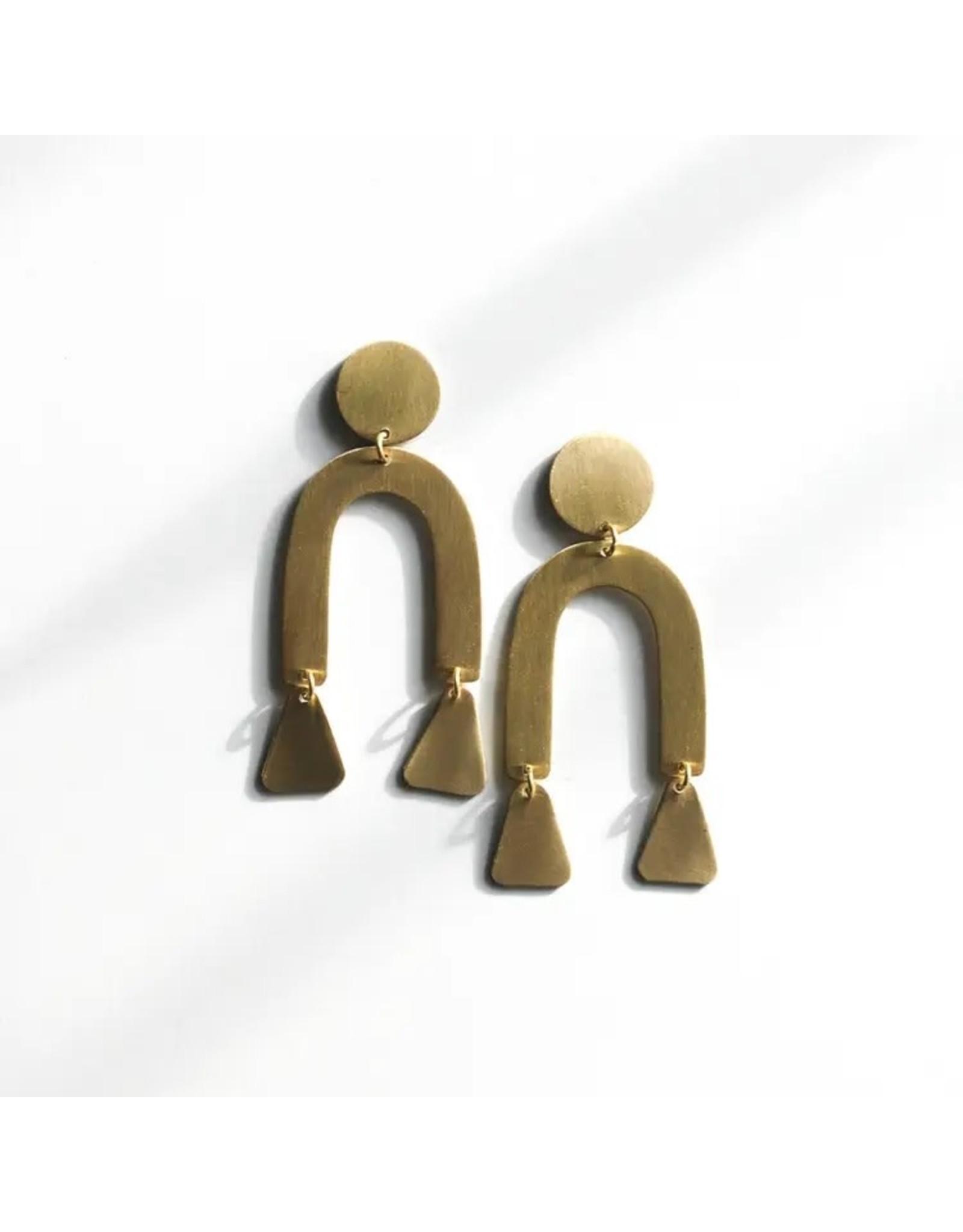 Rover & Kin Modern Shapes Earrings
