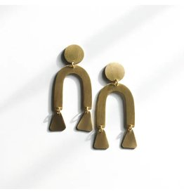 Rover & Kin Modern Shapes Earrings
