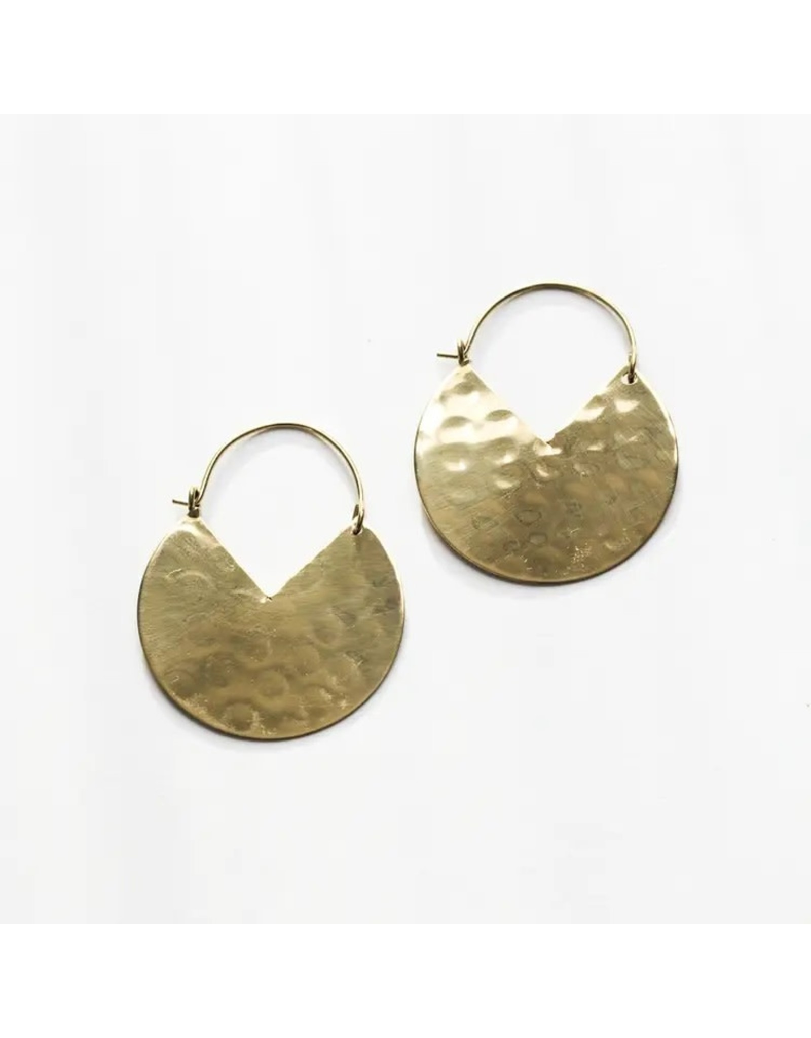 Rover & Kin Small Pacman Earrings