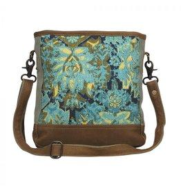 Myra Bag Aqua Trail Shoulder Bag