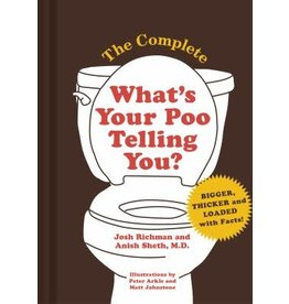 Chronicle Books What's Your Poo Telling You Book