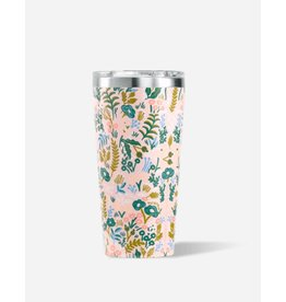 Corkcicle Rifle Paper Co. Tumbler Pink Tapestry
