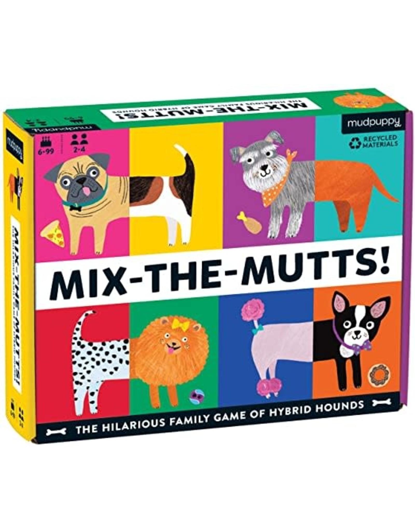 Mudpuppy Mix the Mutts Game
