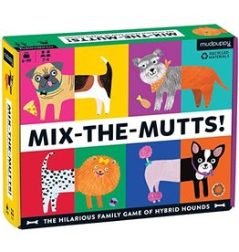 Mudpuppy Mix the Mutts Game