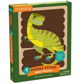 Mudpuppy Puzzle Sticks