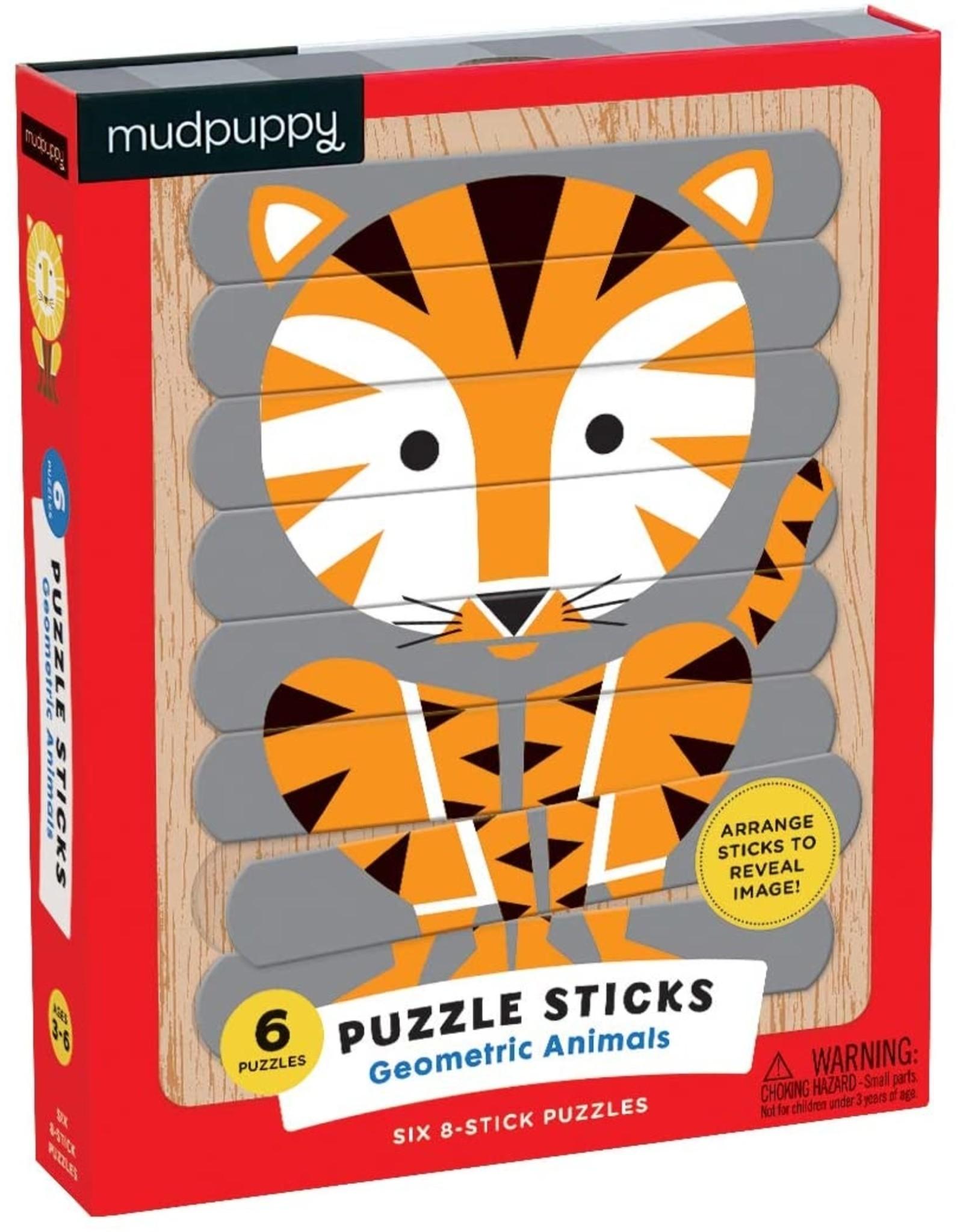 Mudpuppy Puzzle Sticks