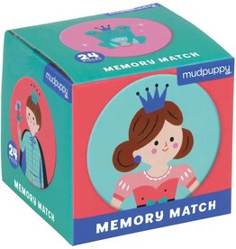 Mudpuppy Mini Memory Match Game