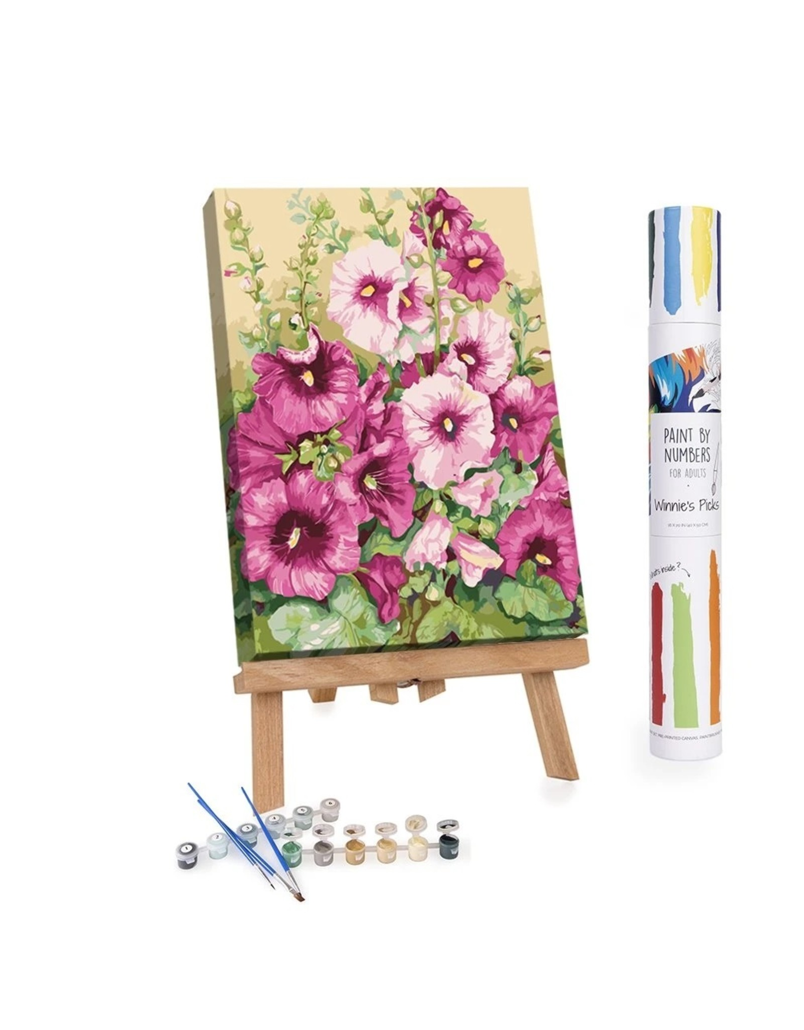 Relish Paint by Number Kits for Adults