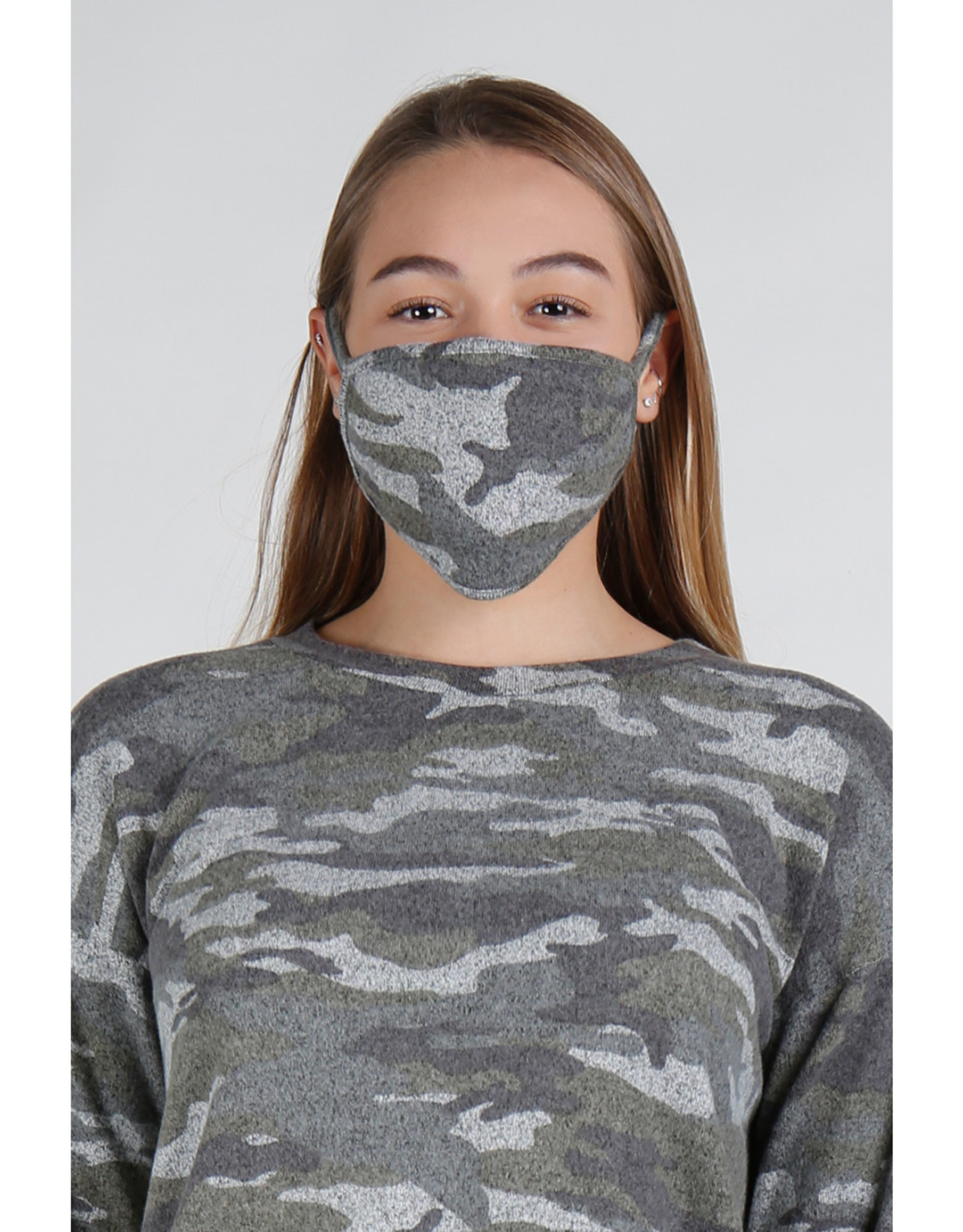 Relish Cozy Face Mask