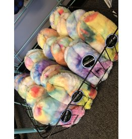 Snoozies Tie Dye Cotton Candy Classic Snoozies