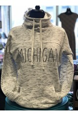 Relish Michigan ~ #raedunn Cowl Sweatshirt