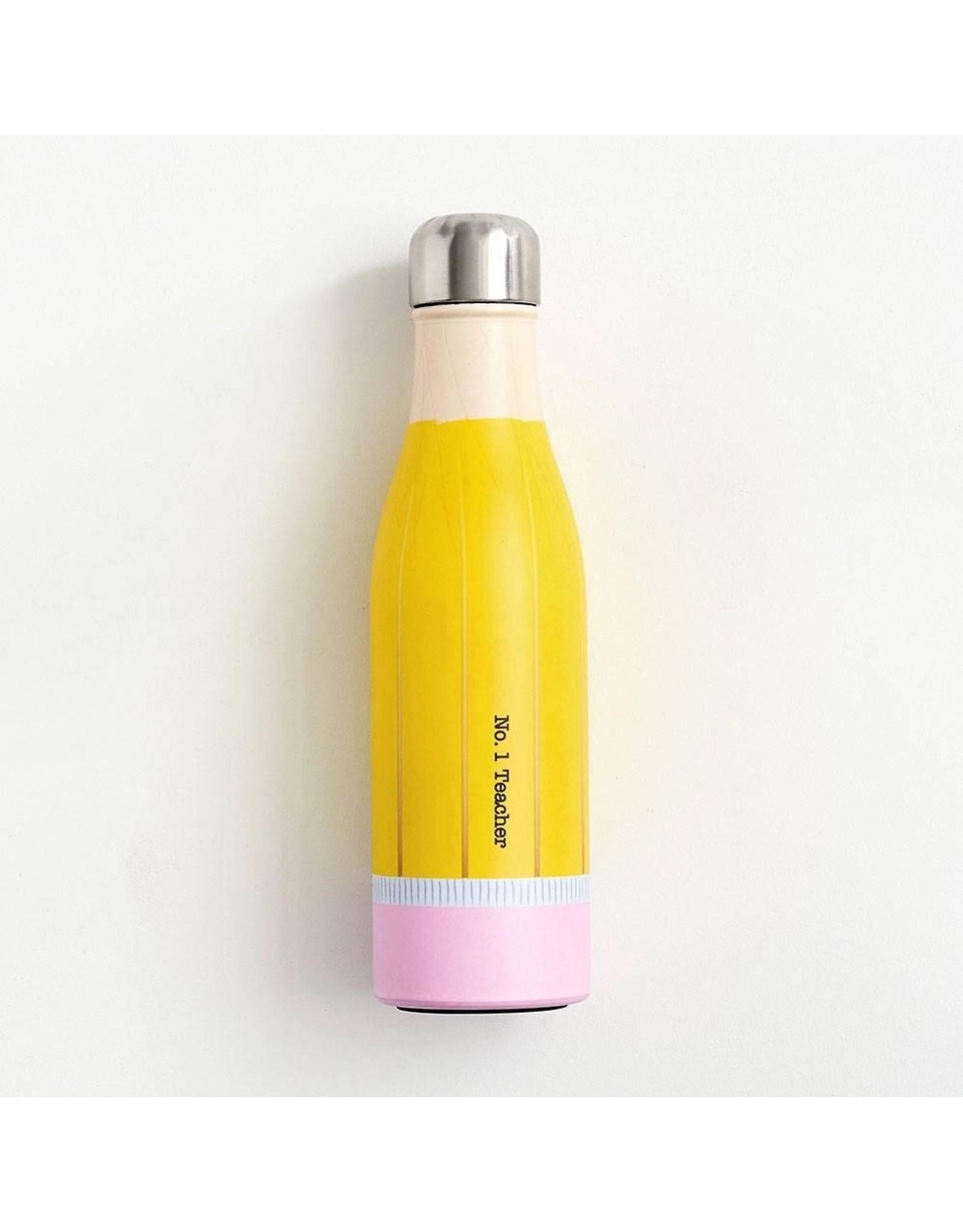 Paper Source Teacher Water Bottle