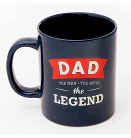 Paper Source Dad the Legend Mug