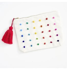 Paper Source Colorscope Pom Pouch