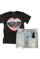 Relish Love out Loud Tee