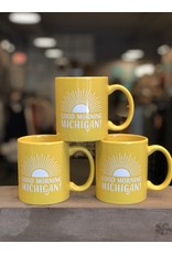 City Bird Good Morning Michigan Mug