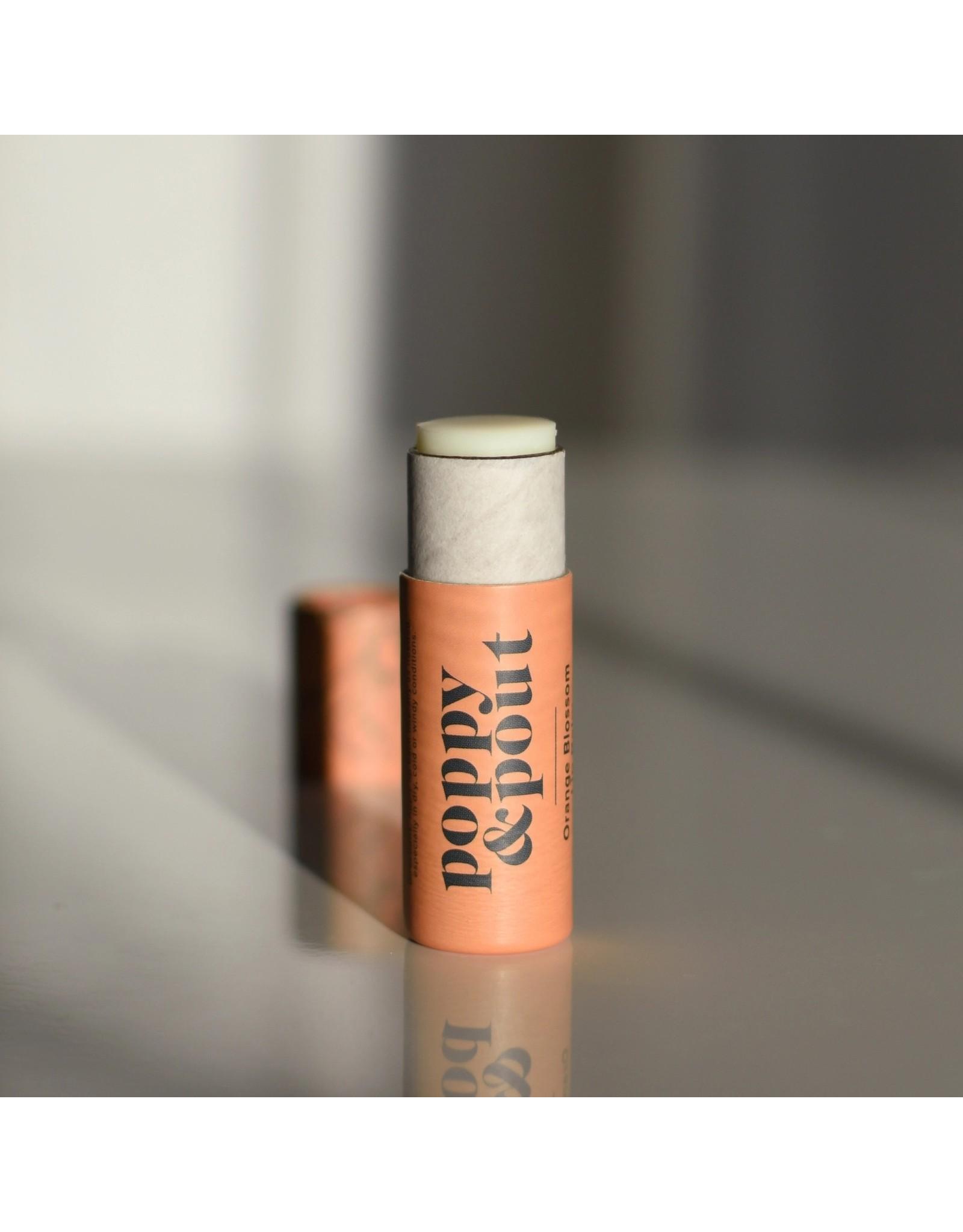 poppy & pout Flower Power Lip Balm