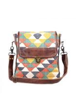 Myra Bag Eye Catcher Shoulder Bag