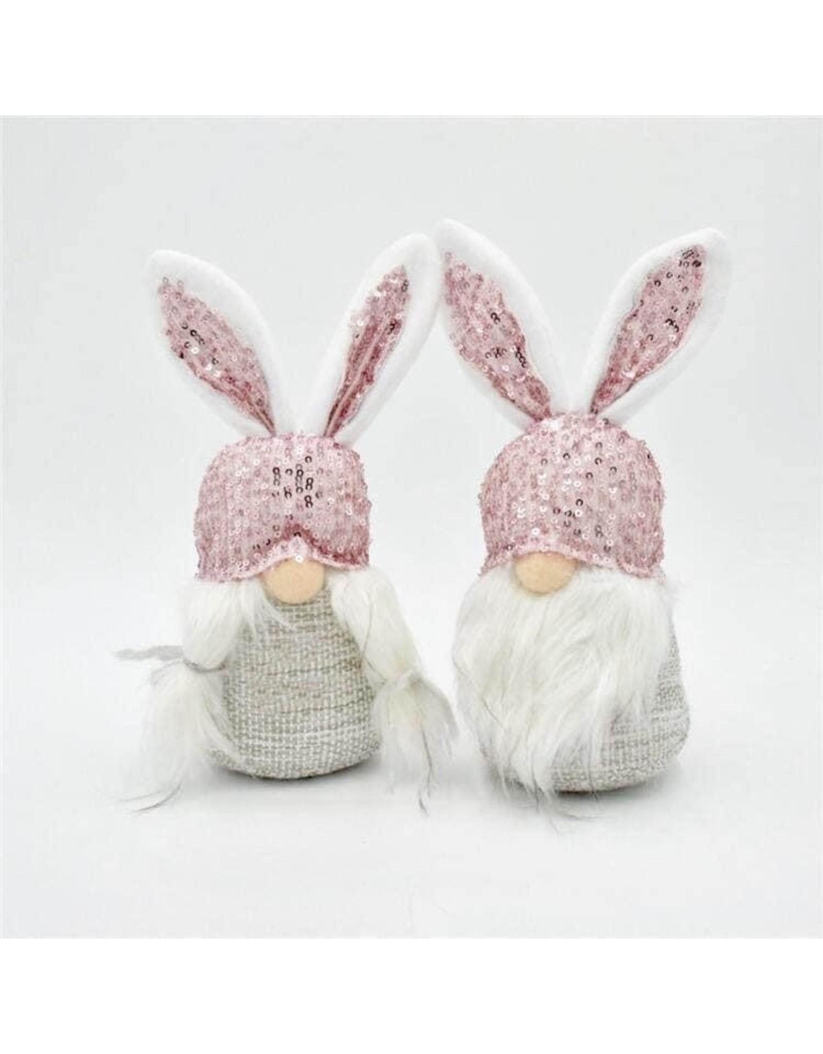 Relish Bunny Sequin Gnome Set