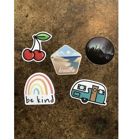 Relish Printed Stickers