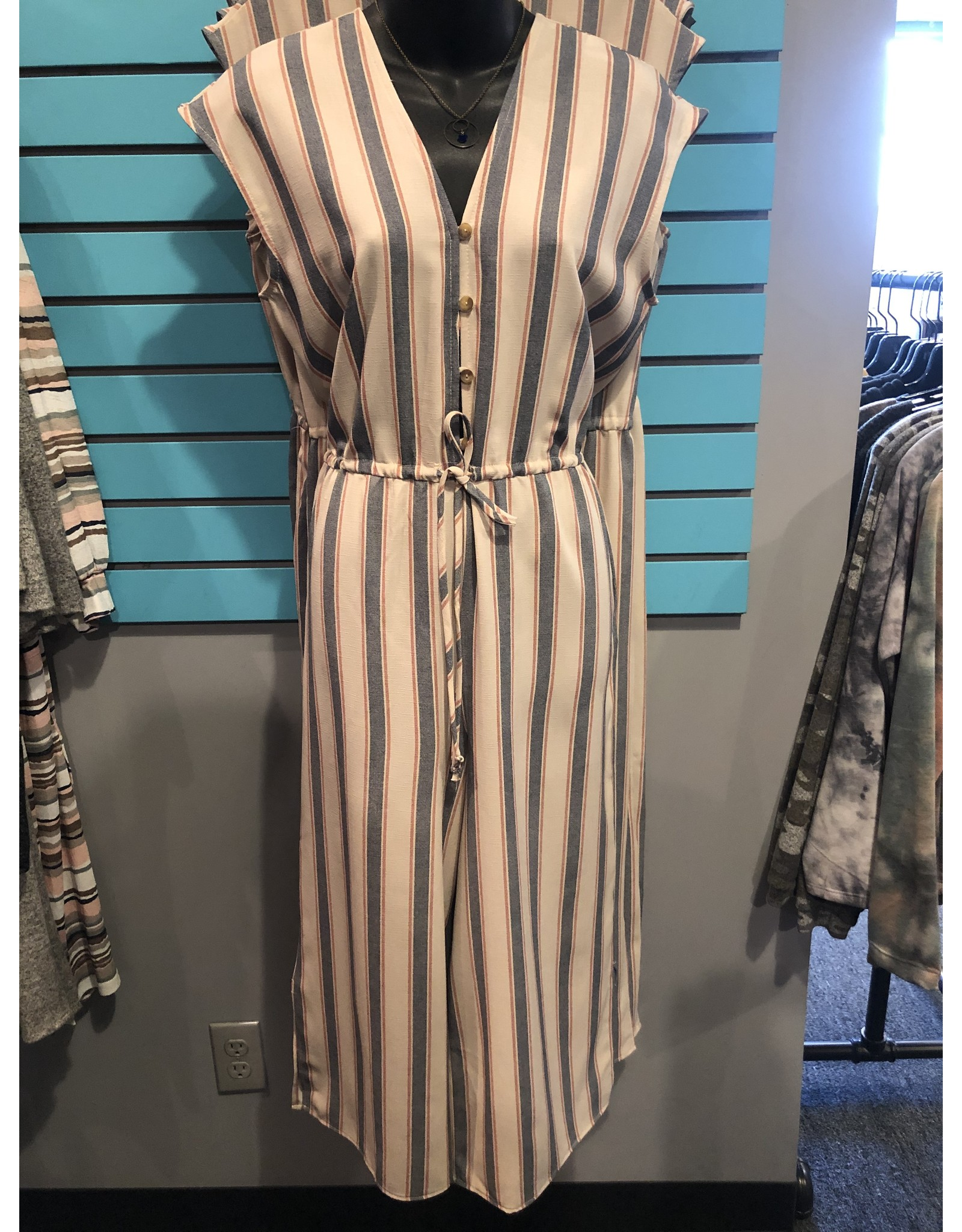 Relish Stripe Pippa Jumpsuit