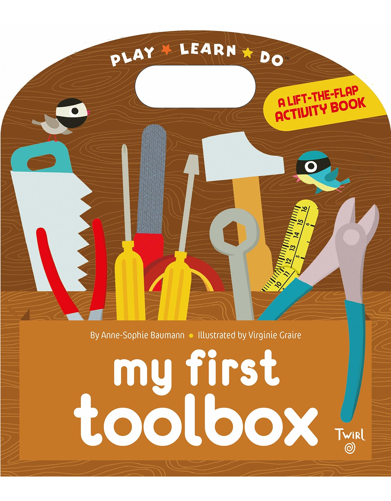 Chronicle Books My First Toolbox