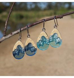 BoldB Lakeshore Dangle Earrings