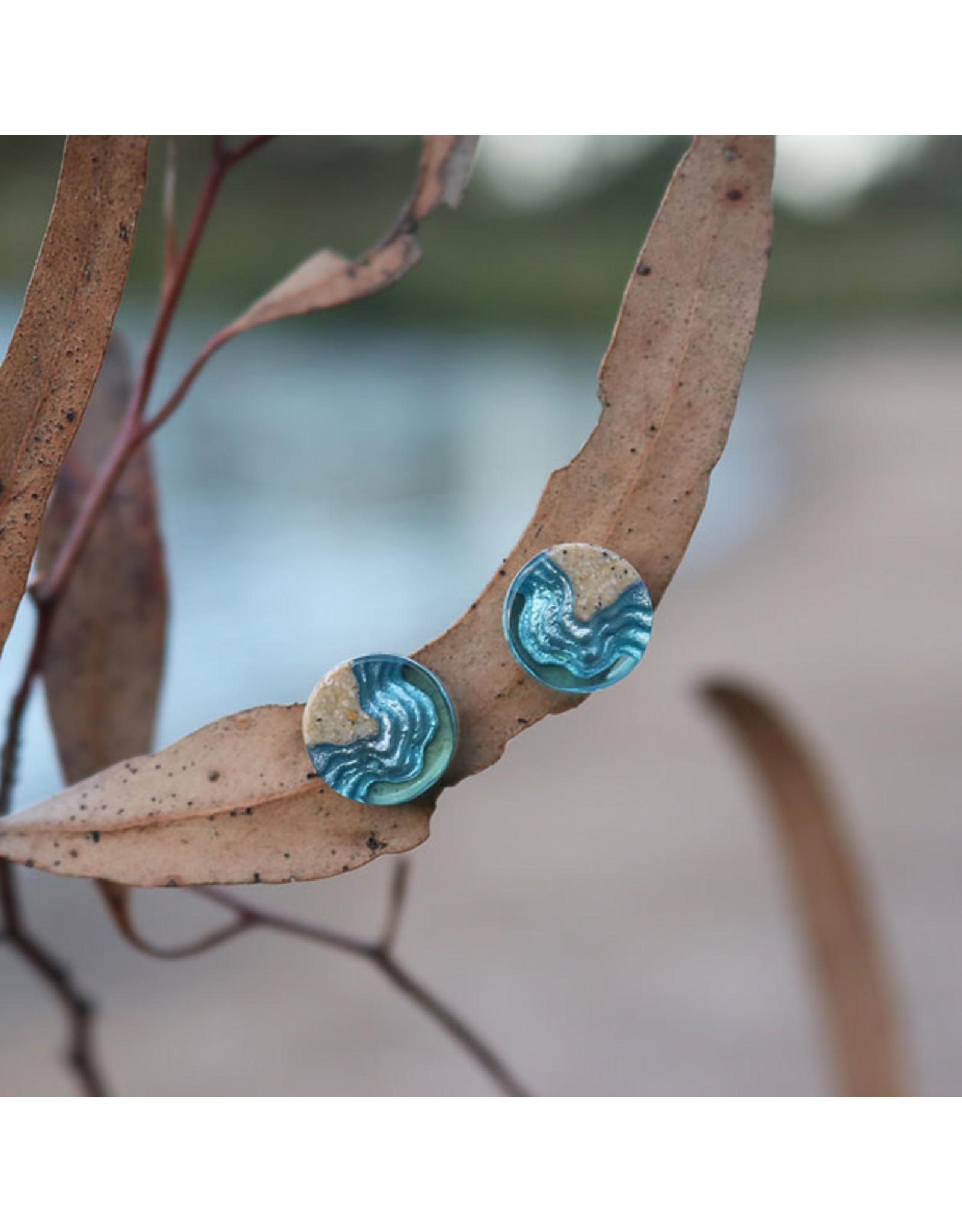 Relish Shoal Stud Earrings