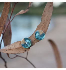 Relish Shoal Stud Earrings