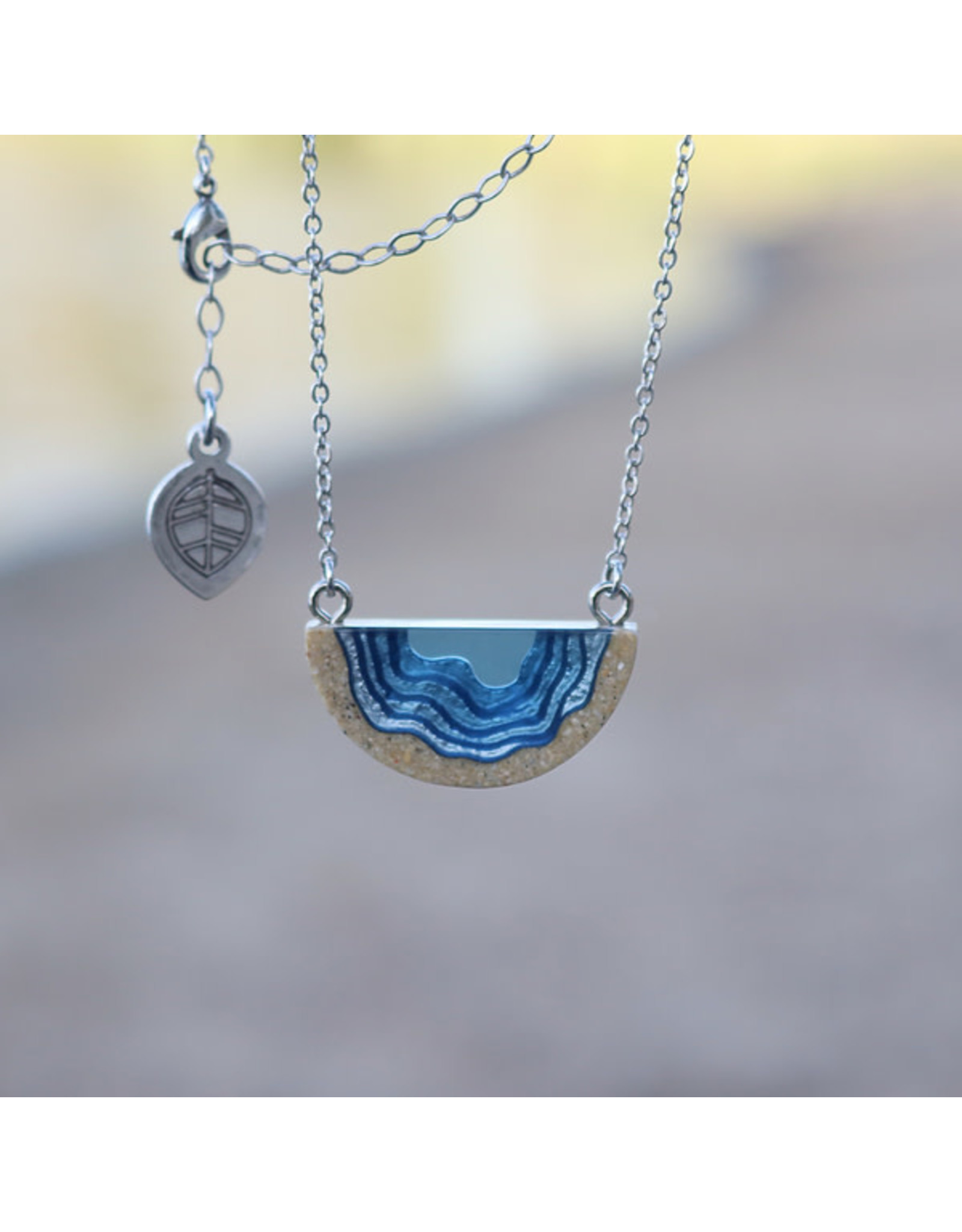 BoldB Inlet Necklace