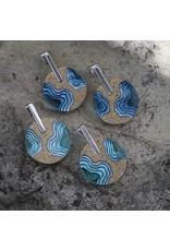 BoldB Isthmus Statement Earrings