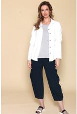 Fenini Paper Cotton Blazer