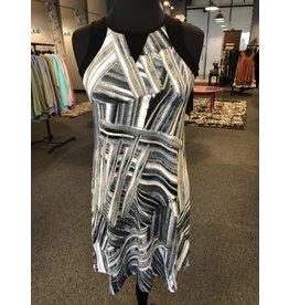 Neesha Triangle Insert Dress