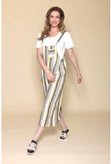 Fenini Stripe Jumpsuit
